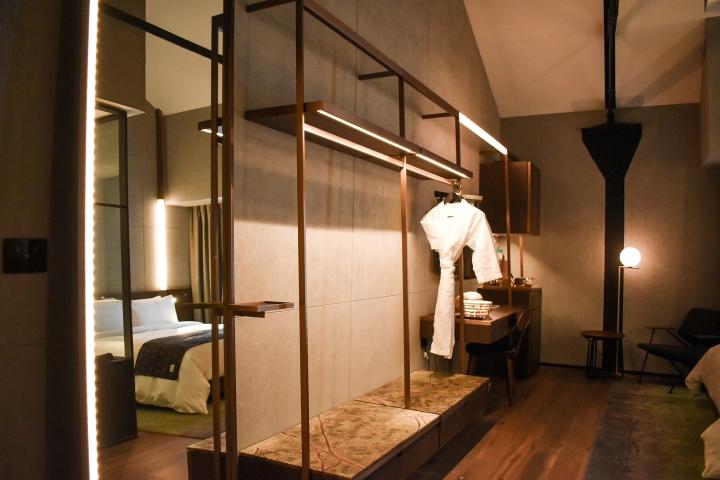 The Warehouse Hotel SG Warehouse Loft Room
