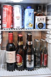 The Warehouse Hotel Singapore Mini Bar