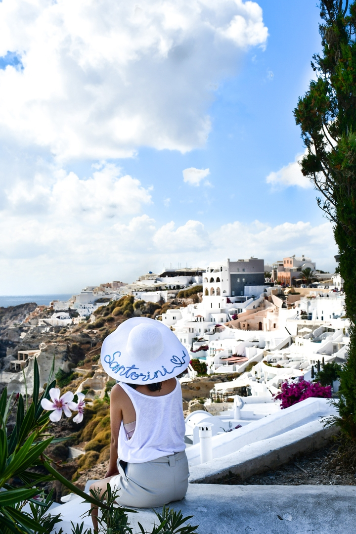 oia santorini sequin floppy hat customised summer hat.jpg